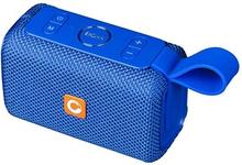 Doss E-go Vandtæt Bluetooth-højtaler - Blå