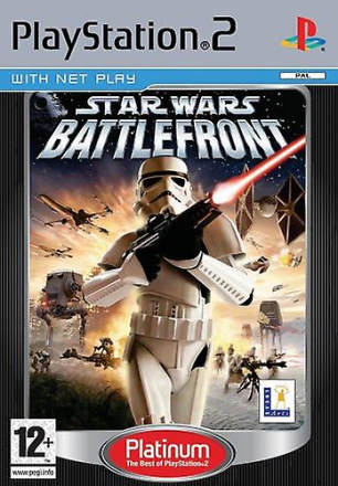 Star Wars Battlefront Platinum (PS2) - Fruugo