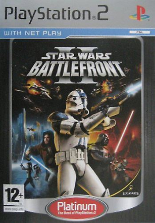 Star Wars Battlefront II (PS2) - Fruugo