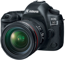 Canon EOS 5D Mark IV Kit (EF 24-70mm F4L IS USM)