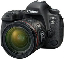 Canon EOS 6D Mark II Kit (EF 24-70mm F4 IS USM)