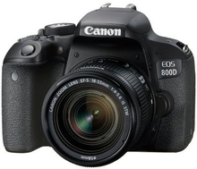 Canon EOS 800D Kit (EF-S 18-55mm IS STM)