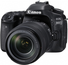 Canon EOS 80D Kit (EF-S 18-135mm IS USM)