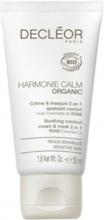 Decléor Harmonie Calm Organic Cream & Mask 2 in 1 50ml