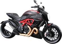 Maisto Ducati Diavel Carbon 1:12 Motorcykelmodell