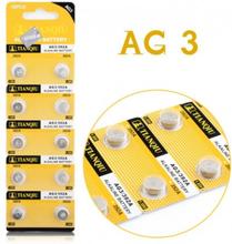 AlkaliskKnappcellbatteri SR41 / V392 / AG 3 Storpack