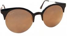 Haga Eyewear Solglasögon Hawaii Shiny Black