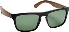 Haga Eyewear Solglasögon Tampa Bambu Polarized Matt Black