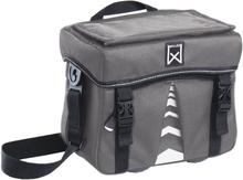 Willex Väska för cykelstyre 1200 7 liter antracit 13123