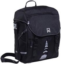 Willex Väska för cykelstyre 1200 14 L svart 13211