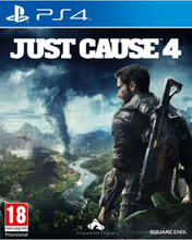 Just Cause 4 - Sony PlayStation 4 - Akcja