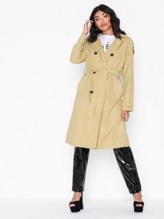 Noisy May Nmdylan L/S Long Coat 4B Frakker