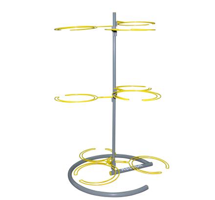 Reebok Gymball Rack stativ (9 bollar)