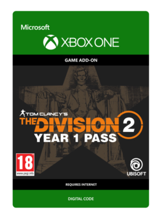 Tom Clancy's The Division® 2 Year 1 Pass