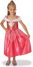 Törnrosa från Princesess Disney - Klassisk maskeraddräkt med paljetter