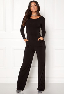 Make Way Sage Jumpsuit Black 34