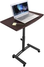 Tatkraft, salute - justerbart laptopbord med hjul, 13353