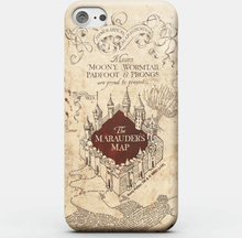 Harry Potter Phonecases Marauders Map Smartphone Hülle für iPhone und Android - Samsung S7 Edge - Snap Hülle Matt