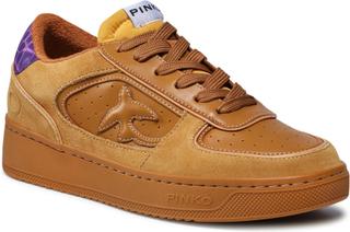 Sneakers PINKO - Brook 1 Basket AI 21-22 BLKS1 1H20YP Y7LA Camello C94
