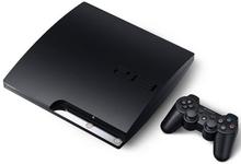 PlayStation 3 Slim 250GB Sort
