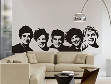 Wall Stickers - One Direction