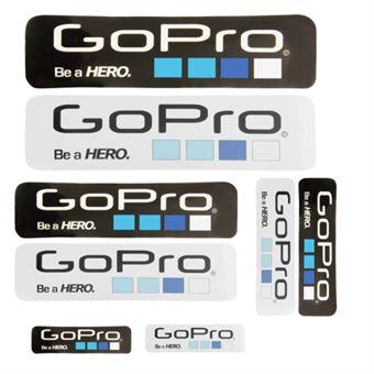 GoPro Klistermærker 8 stk
