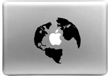 Macbook Sticker - Earth