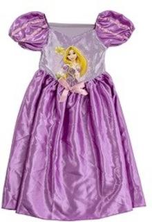 Disney Princess Rapunzel kostym