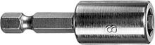 Sexkantshylsa Bosch 13mm med magnet