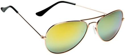 Haga Eyewear Solglasögon Rio Guldmetall