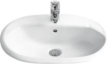 Tvättställ Ido Trevi 183 Vit