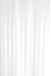 Duschdraperi Zober Vit