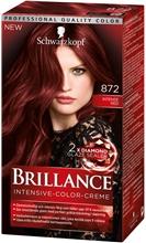 Brillance - Intensive Color Creme No. 872