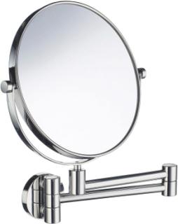 Spegel Smedbo Outline Väggmontering Med Arm Förkromad Mässing förkromad mässing