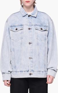 Cheap Monday - Upsize Jacket - Blå - XS