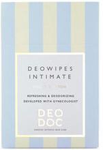Intim DeoWipes (10st) – Violet Cotton