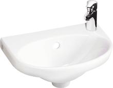 Tvättställ Gustavsberg Nautic GBG5540 Höger Blandarhål