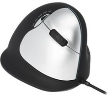 R-Go HE Ergonomic mouse, Large (above 185mm), Right Handed, wired /RGOHELA