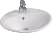 Tvättställ Gustavsberg Nautic 5555 Vit