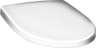 Toalettsits Gustavsberg 315 Mjukplast Vit