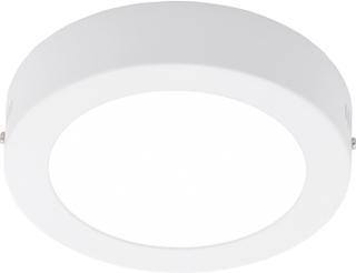Plafond Eglo Fueva 1 LED 10,95W Vit