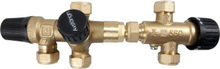 Säkerhets- och blandningsventil GG Carat Till Vattenberedare