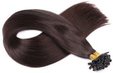 Remy Nail Hair Slingor #2 , 25gram, 50cm
