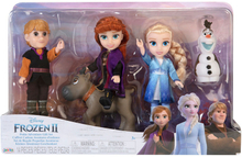 Petite Doll Adventure Characters Giftset 6,5 cm