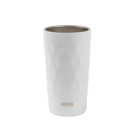 Urberg Diamond Mug Serveringsutrustning Vit OneSize