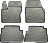 Golvmattor Plast Ford Kuga II, 2013-