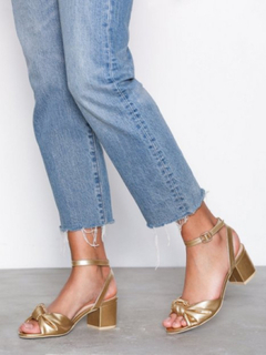 NLY Shoes Low Block Sandal