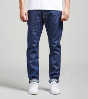 Levis 501 Customised & Tapered Jeans, Celebration Dark Wash