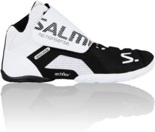 Salming Slide 5 Goalie Shoe White/Black 44