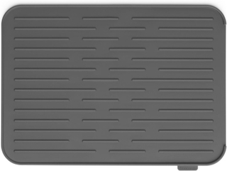 Brabantia diskmatta silikon mörkgrå